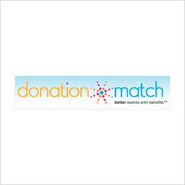 Donation match